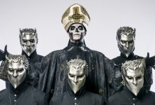 GHOST presenta el vídeo de su nuevo sencillo «Square Hammer»