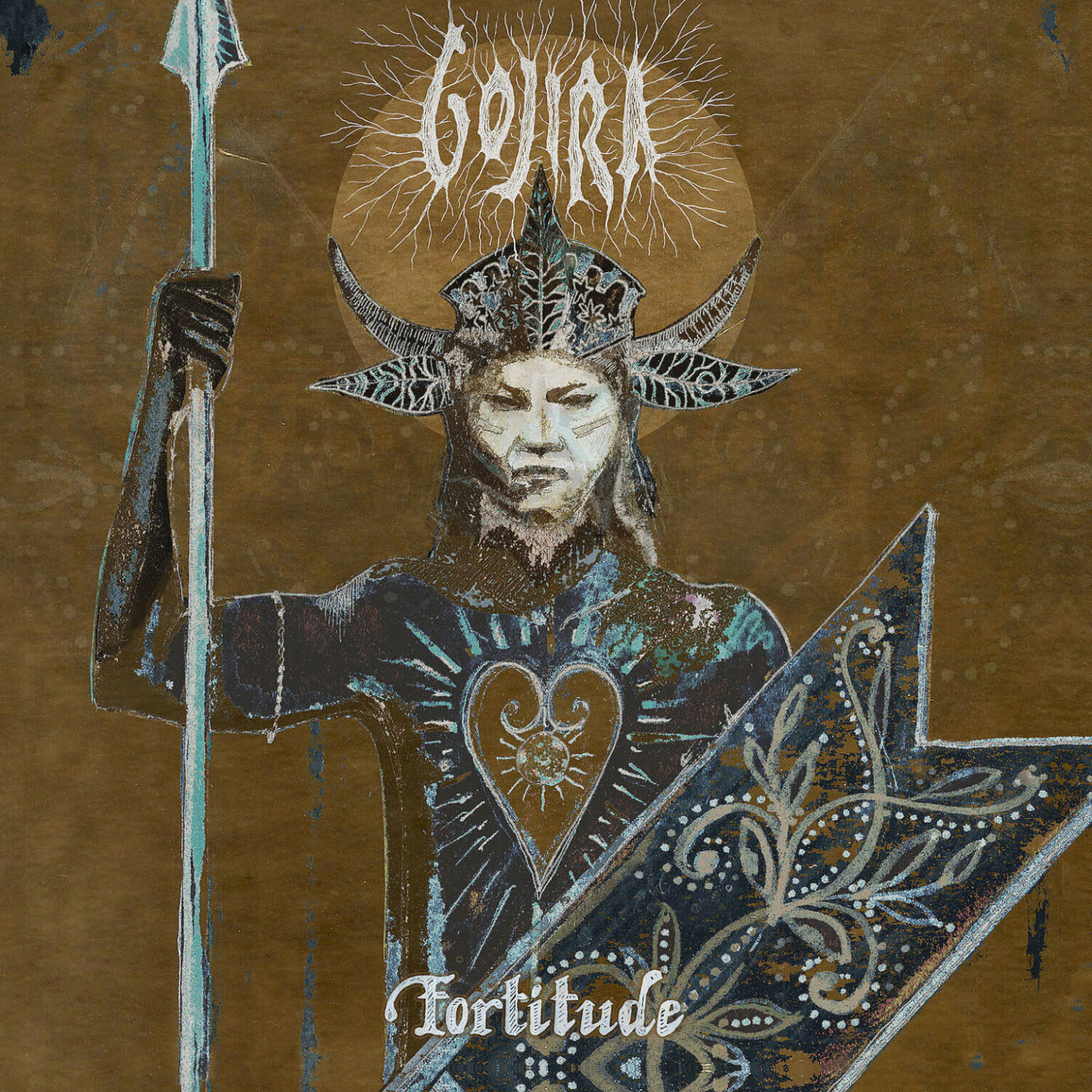 "Gojira Fortitude 2021 1500x1500 - GOJIRA nuevo video ""Born For One Thing"" y detalles de su próximo álbum ""Fortitude"""
