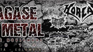"""URSUS prepara el lanzamiento de su nuevo álbum """"Fuerza Metal"""""""