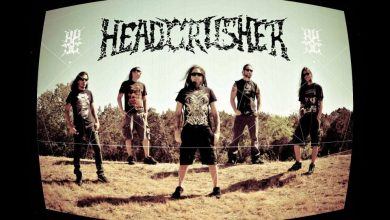 "HeadCrusher 390x220 - HEADCRUSHER presenta su nuevo EP ""Black Burning Skies"""