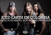 ICED EARTH cancela todos sus shows de este verano