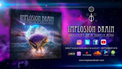 Photo of IMPLOSION BRAIN presenta su álbum debut «Qualities Of a Simple Mind»