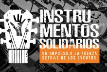 Photo of Instrumentos Solidarios… Un impulso a la fuerza laboral detrás de los eventos.