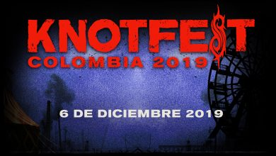 Photo of Horarios KNOTFEST Colombia 2019