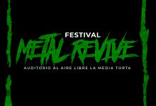 Photo of Cartel confirmado FESTIVAL METAL REVIVE