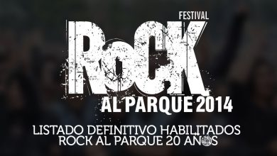Photo of Listado definitivo habilitados y no habilitados ROCK AL PARQUE 2014
