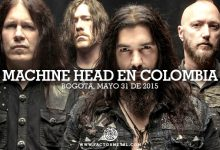 Photo of MACHINE HEAD confirma sus fechas en Latinoamérica