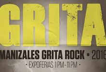 Photo of Fecha y cartel confirmados de MANIZALES GRITA ROCK 2016