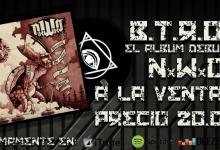 """""""Seres De Miedo"""" el nuevo EP de C.D.O."""