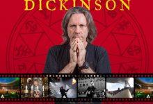 Photo of BRUCE DICKINSON, presentará su autobiografia en Bogotá
