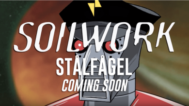 Photo of SOILWORK presenta su nuevo vídeo «Stålfågel»