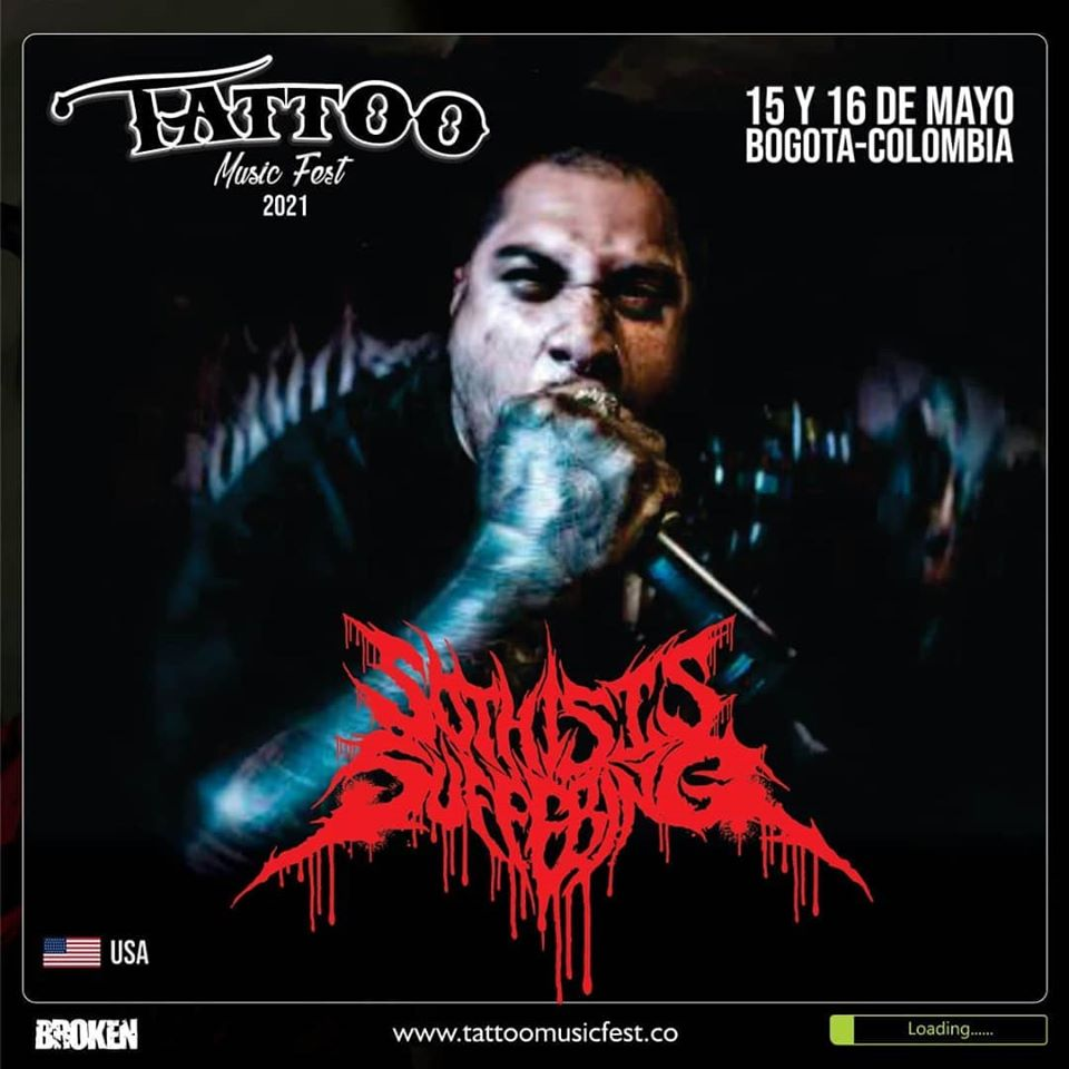 So This Is Suffering Tattoo Music Fest 2021 - Primeros anuncios para el TATTOO MUSIC FEST 2021