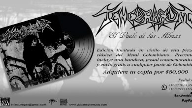 Photo of TENEBRARUM presenta la reedición en vinilo de «El vuelo de Las Almas»