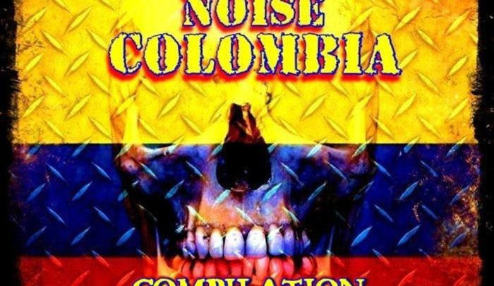 Underground Noise Colombia 700x405 - UNDERGOUND NOISE COLOMBIA COMPILATION 2015