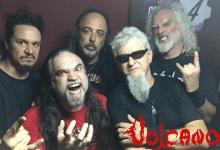 Vulcano: Banda presenta la «XIV Tour 2017» con fechas disponibles, echa un vistazo!