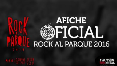 Photo of ROCK AL PARQUE presenta su imagen oficial para 2016