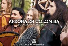 Llega al Bogotá el PAGAN FEST con TYR & ARKONA