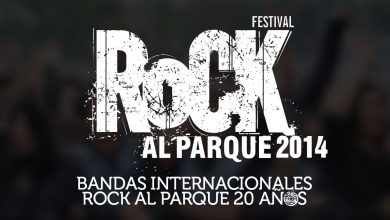 Photo of Cartel confirmado ROCK AL PARQUE 20 AÑOS.