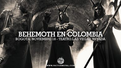 behemoth colombia 2014 main 390x220 - BEHEMOTH regresa a Colombia en el 2014