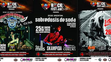 cara 390x220 - CAR AUDIO ROCK FESTIVAL VOL. 11