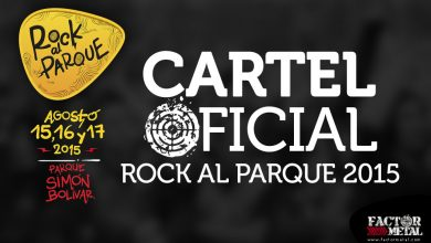 Photo of Confirmado el cartel completo de ROCK AL PARQUE 2015