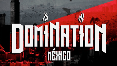 domination mexico 2019 390x220 - KISS y ALICE COOPER, encabezan el cartel del DOMINATION MX