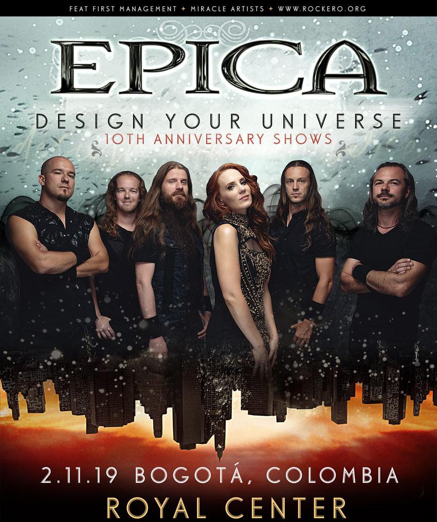 EPICA regresa a Colombia en el 2019