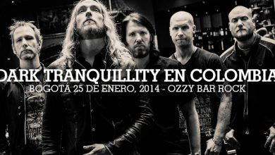 Photo of Gánate un Meet & Greet para conocer a DARK TRANQUILLITY