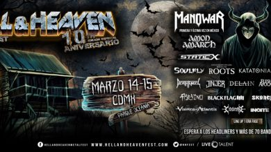 hell and heaven 2020 390x220 - Primeros artistas confirmados para el Festival HELL and HEAVEN 2020