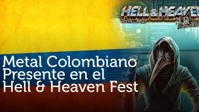 Photo of Las bandas Colombianas que participarán en el HELL AND HEAVEN 2020