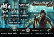 Photo of Nuevas bandas anunciadas para el festival HELL & HEAVEN 2020
