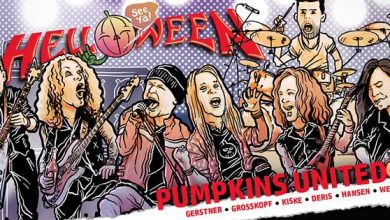 Photo of HELLOWEEN confirma su PUMPKINS UNITED World Tour 2017 / 2018