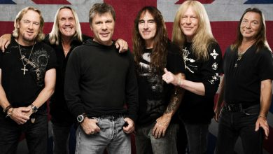 Photo of IRON MAIDEN anuncia la fecha de lanzamiento de su nuevo álbum «The Book Of Souls»