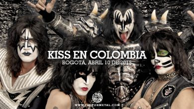 Photo of Confirmado, KISS regresa a Colombia en el 2015