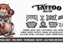 Photo of Cartel definitivo TATTOO MUSIC FEST 2020