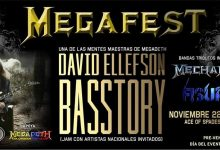 Photo of Megafest con David ellefson de MEGADETH en Bogotá