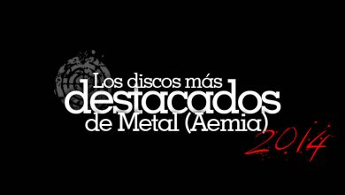Photo of Discos de metal destacados del 2014 (Aemia)