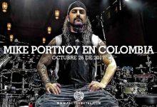 Entrevista a John Petrucci horas antes de su show con DREAM THEATER en Bogotá