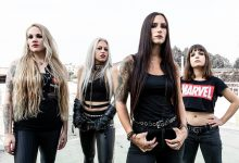 Photo of NERVOSA presenta su nuevo vídeo «Guided By Evil»