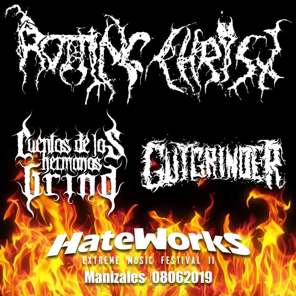 rotting christ manizales 2019 - Detalles del regreso de ROTTING CHRIST a Colombia en 2019