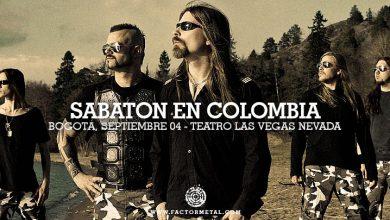 NUNSLAUGHTER gira Colombiana 2013