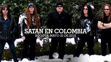 Photo of SATAN en Colombia – Bogotá, Mayo 20 de 2015