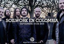SOILWORK lanza concurso para sus fanaticos