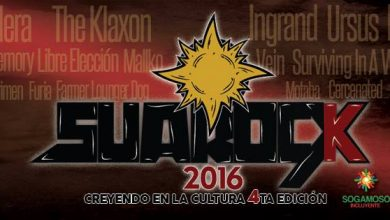 Photo of Festival SUAROCK 2016 – Sogamoso Julio 22 y 23