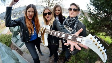 Photo of THUNDERMOTHER poder femenino que se toma el Rock N' Roll